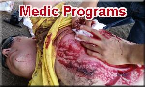 Tatical Medic Training